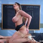 Brooklyn Chase – Big Tits At School HD
