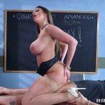 Brooklyn Chase – Big Tits At School HD