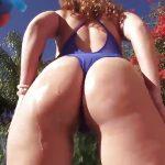 Roxy Rae fazendo sexo anal delicioso