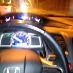 Safada fazendo Boquete dirigindo